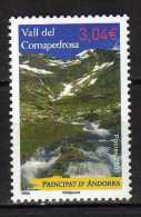Andorra,French Andorra 2007 Comapedrosa Valley.nature.MNH - French Andorra