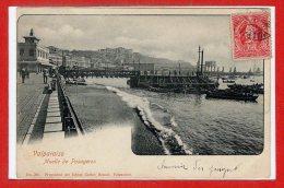 AMERIQUE  - CHILI --  Valparaiso - Mulle De Pasageros - Chili