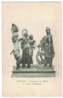 LQ27     Gesù Schiaffeggiato - Trapani - Processione Dei Misteri - Pinturas, Vidrieras Y Estatuas