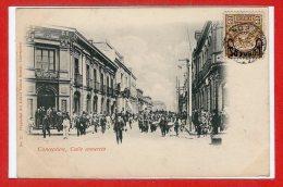 AMERIQUE  - CHILI --  CONCEPCION --  Calle Comercio - Chili