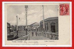 AMERIQUE  - CHILI --  Punta Arenas - Calle Errazuriz - Chili
