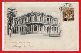 AMERIQUE  - CHILI --  CONCEPCION -- Banco De Chile - Chili