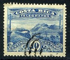 Costa Rica  1910  Dampfzug - Trains