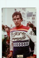 Régis CLERE . 2 Scans. Lire Descriptif. Cyclisme. Gitane - Cyclisme