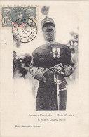 Afrique - Côte D'Ivoire - Uniforme Médailles Chef De Bettié - 1907 - Ivory Coast