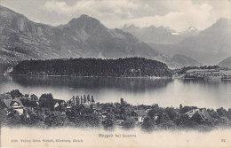 Suisse - Meggen Bei Luzern  - Cachet 1908 - LU Lucerne