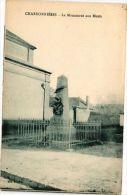 CPA  Charbonniéres - Le Monument Aux Morts  (33371) - Non Classés
