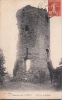 Cp , 22 , SAINT-BRIEUC , Environs , CESSON , La Tour De Cesson - Saint-Brieuc