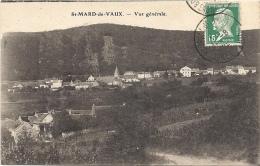 71 SAONE ET LOIRE - SAINT MARD DE VAUX Vue Générale - Other Municipalities