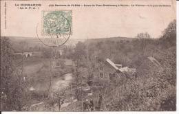 ENVIRONS DE FLERS - ROUTE DE PONT - EREMBOURG A BERJOU - LE NOIREAU ET LA GARE DE BERJOU - Flers