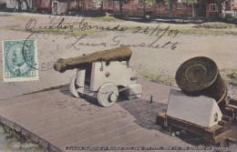 QUEBEC CITADEL CANNON CAPTURED AT BUNKER HILL JUNE 17TH 1775 - Québec - La Citadelle