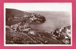 66 PYRENEES-ORIENTALES CERBERE, Vue Panoramique De La Baie, 1936, (Poux, Albi) - Cerbere