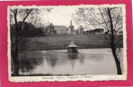 BELGIQUE SOUMAGNE, Château Wégimont; Le Bassin, (Voos-Denoël, Soumagne) - Soumagne