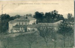24 - Auriac De Bourjac : Château De La Guillarnie - Autres Communes