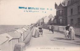 SAINT AUBIN LA DIGUE TAMPON HOPITAL MILITAIRE TEMPORAIRE ACHAT IMMEDIAT PRIX FIXE - Saint Aubin
