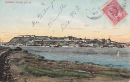 QUEBEC FROM LEVIS - Québec - La Citadelle