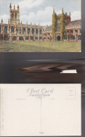 4414) OXFORD MAGDALEN COLLEGE ILLUSTRATORE A.R.QUINTON NON VIAGGIATA FORMATO PICCOLO - Oxford