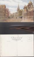 4415) OXFORD HIGH STREET ILLUSTRATORE A.R.QUINTON NON VIAGGIATA FORMATO PICCOLO - Oxford