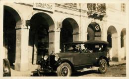 Equateur : Sucursale Automobiles  De CUENCA GUAYAQUIL - Carte Photo - Equateur