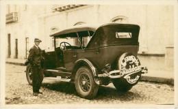 Equateur : Cuenca Carte Photo Automobile Chevrolet ? - Equateur