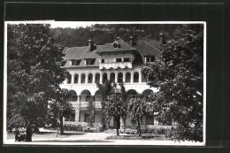 CPA Calimanesti, Hotel Cozia - Rumänien
