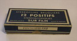 Stéréofilms Bruguière - Fontainebleau - Dias