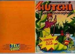 - LES AVENTURES DE HUTCHI N.6 . EDITIONS TELEGUIDE 1977 . - Libros, Revistas, Cómics