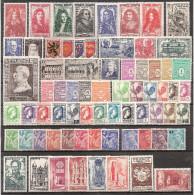 Timbres France Neufs** - Année 1944 Complète - 1940-1949