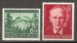DR 1943 // Michel 855/856 ** (1755) - Deutschland