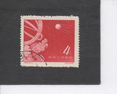 CHINE -  Espace - Satellites Artificielles Soviétiques : Spoutnik Et Théodolite Chinois. - 1949 - ... Repubblica Popolare