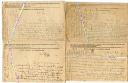 14-18 / CORRESPONDANCE SUR CPFM / 59e RI ( FOIX / PAMIERS )/ 1914-1916 / FRANCHISE MILITAIRE /59e REGIMENT D´ INFANTERIE - Guerra 1914-18