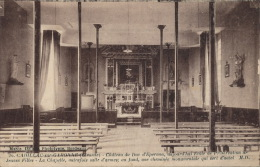 CADILLAC - Château Du Duc D'Epernon - La Chapelle - Cadillac