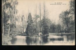 44 -- Nantes --- Jardin Des Plantes --- Le Lac - Nantes
