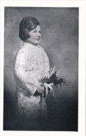 "18"" Mrs Carolyn Bond Original Doll Made By Madonna Inlow Moberly Missouri - Porcelaine"