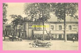 Reproduction  Automobile - Cartoline