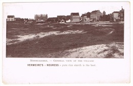 RB 1084 - Ethnic Advertising Postcard Vermeire's Negress' Pure Rice Starch - Middlekerke Belgium - Advertising