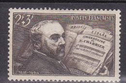 N° 542 Au Profit Des Oeuvres D'Entraide Des Musiciens Centenaire: E. Charbier:   Timbre Neuf Sans Charnière - Unused Stamps
