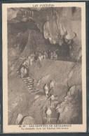 CPA 64 - Bétharram, Les Grottes - La Descente Dans Les Grottes Inférieures - France