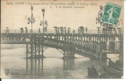 Lyon    Exposition 1914 Village Alpin A La Section Coloniale - Other