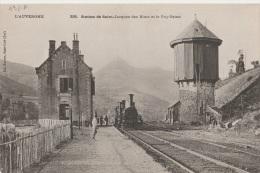 15 - SAINT-JACQUES-DES-BLATS - Station De Saint-Jacques-des-Blats Et Le Puy Griou (impeccable) - France