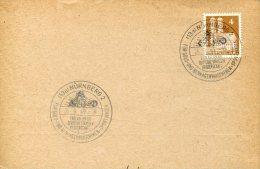 5614 Germany, Special Postmark 1949 Nurnberg  Motor Sport,  Motorrad - Motos