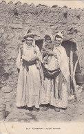 Afrique - Algérie - Femmes Du Sud Et Bébé - Cachet Guelma 1908 - Algérie