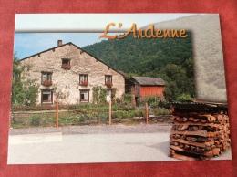 Belgique Ardenne Pittoresque Maison Huis House - Fermes