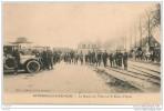 GUERRE 14,,,,ROUSBRUGGE  -  HARINGHE ,,,,LA  STATION Du TRAIN  Sur La  ROUTE   D´  YPRES ,,,,VOYAGE  1916,,,TBE,,, - Guerre 1914-18