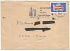 FLAMME SUR LETTRE DE AMIENS GARE - SOMME 1977 - Marcophilie (Lettres)