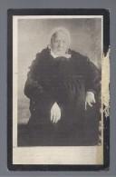 DP HONDERDJARIGE 102 JAAR DESCAMPS RIGOLE ° ZWEVEGEM 1810 + KORTRIJK 1912 - Images Religieuses