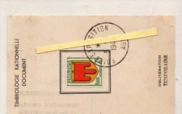 AGEN FOIRE EXPOSITION 5 6 1949 - France