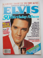 - ELVIS  50 Th Birthday Album - - Livres, BD, Revues