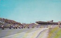 Start Of Daytona 200 Motorcycle Race Daytona International Speed