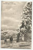 CPA - 88 - Vosges - Ballon D' Alsace - Arrivée Des Skieurs - Autres Communes